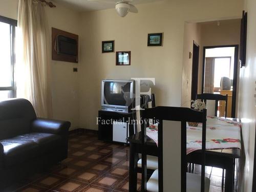 Apartamento Com 2 Dormitórios À Venda, 65 M² Por R$ 220.000,00 - Enseada - Guarujá/sp - Ap8556