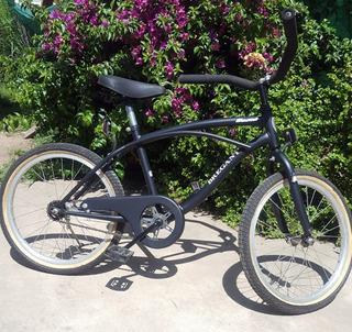 Bicicleta Rodado 20 - Playera