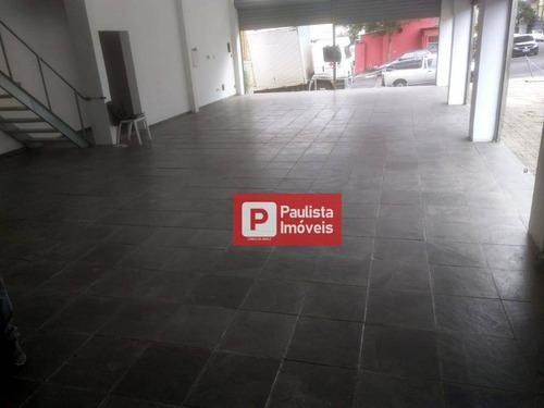 Prédio Para Alugar, 450 M² - Jardim Aeroporto - São Paulo/sp - Pr0256