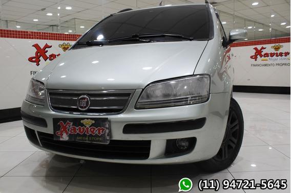 Fiat Idea Elx 1.4 Flex Verde 2007 Financiamento Próprio 2325