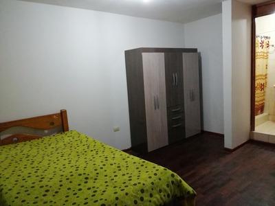Alquiler Habitacion Pueblo Libre Amoblada