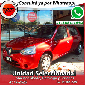 Renault Clio Mio 1.2 Confort Plus 2015 Rpm Moviles