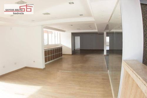 Salão Para Alugar, 600 M² Por R$ 6.490,00/mês - Limão (zona Norte) - São Paulo/sp - Sl0075