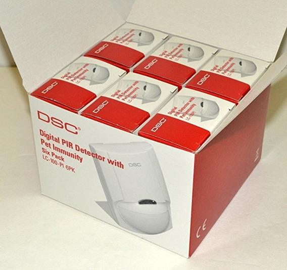 Sensor De Movimiento Dsc Pir Lc 100