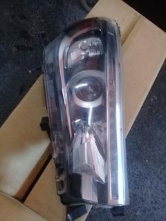 Optica Toyota Hilux Con Led Lupa