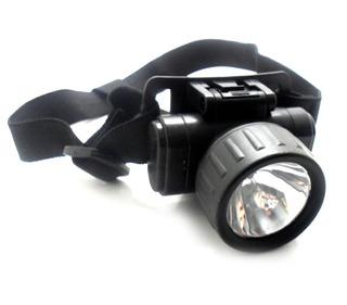 Lanterna De Cabeça Geant Gl012 Preta