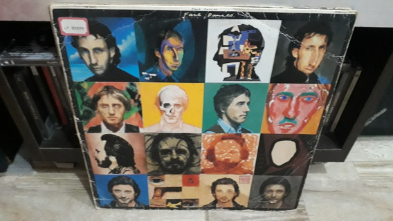 Lote Com 2 Lps / The Who / Face Dances / Odds & Sods