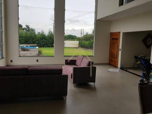 Imagem 1 de 24 de Chácara Residencial À Venda, Campo Belo, Nova Odessa. - Ch0058