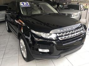 Land Rover Evoque Prestige 2013
