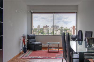 Apartamento 1 Dormitorio Con Muebles Pocitos