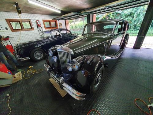Jaguar Mk V 3.5 Saloon 1950 Colecionador