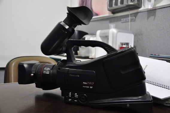 Filmadora Panasonic Ag Ac7 Aceito Troco Nikon D750