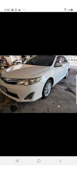 Toyota Camry Xle 2013 4 Cil.