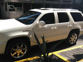Cadillac Escalade Esv 6.2 Paq B Lujo At Blindada Nivel 3