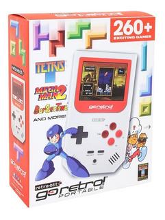 Consola Portátil Retro-bit Go Retro Con 260 Juegos