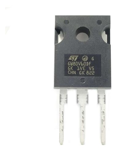 Imagen 1 de 1 de St Gw80v60df Igbt 600v 80a Alternativo De Fgh80n60 Gw60v60df