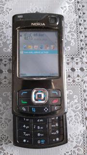 Celular N80 Nokia Usado