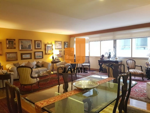 Apartamento Para Venda No Bairro Higienópolis Em São Paulo - Cod: Ja14798 - Ja14798
