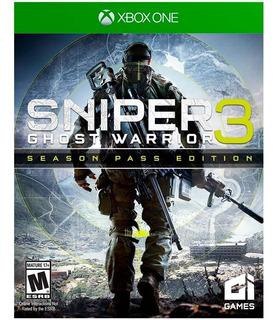 Sniper Ghost Warrior 3 - Xbox One - Juego Fisico - Megagames