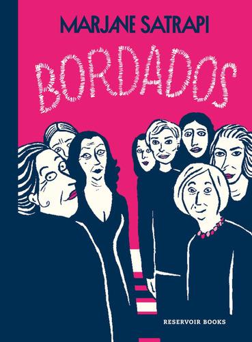 Imagen 1 de 5 de Bordados  - Marjane Satrapi