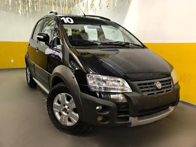 Fiat Idea 1.8 16v Adventure Flex Dualogic 5p 2010