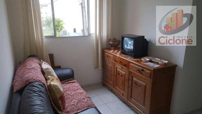 Apartamento Residencial Para Locação, Umuarama Parque Itanhaém, Itanhaém. - Ap0056