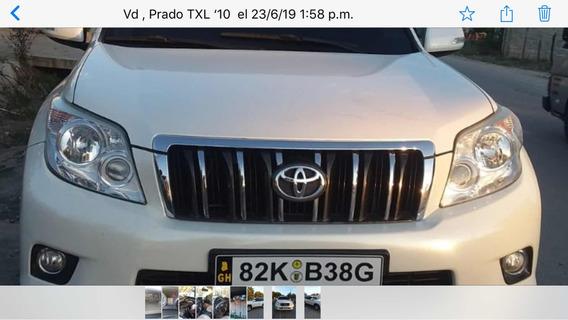 Toyota Land Crussier Prado Txl 10