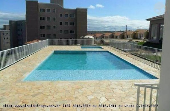 Apartamento Para Venda Em Sorocaba, Av. Ipanema, 2 Dormitórios, 1 Banheiro, 1 Vaga - 1482