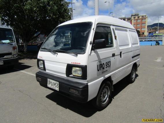 Chevrolet Super Carry Vans