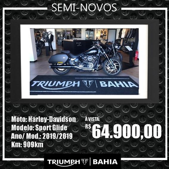 Harley - Davidson Sport Glider . 2019/2019