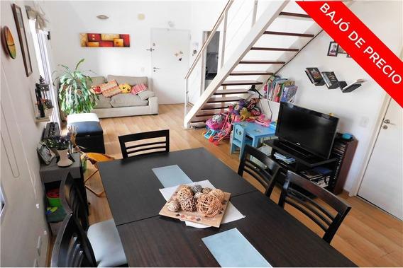 Ph 2 Ambientes + Escritorio Villa Devoto 55m2 Loft
