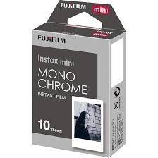Filme Instantâneo Pxb Fuji Instax Mini Monochrome C/10fotos
