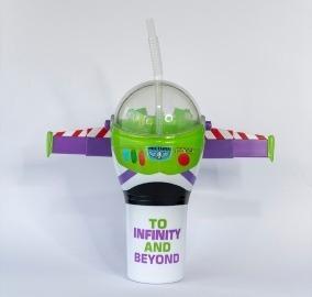 Buzz Lightyear Toy Story 4 Vaso Termo Cinemex