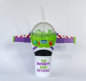 Buzz Lightyear Toy Story 4 Vaso Termo Cinemex