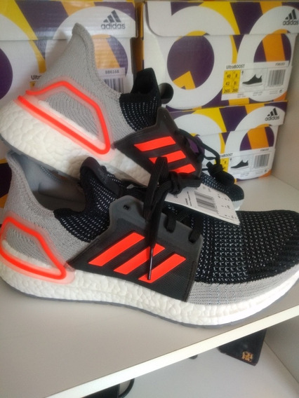 adidas Ultraboost 19 M Solar Orange Tam 41 Original Top