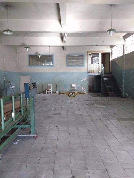 Salão À Venda, 200 M² Por R$ 3.180.000,00 - Vila Formosa - São Paulo/sp - Sl0116