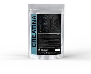 Creatina Monohidratada 500g - 100% Pura Importada