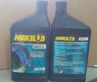 Liga De Freno Maxilub Dot 3 946cm3