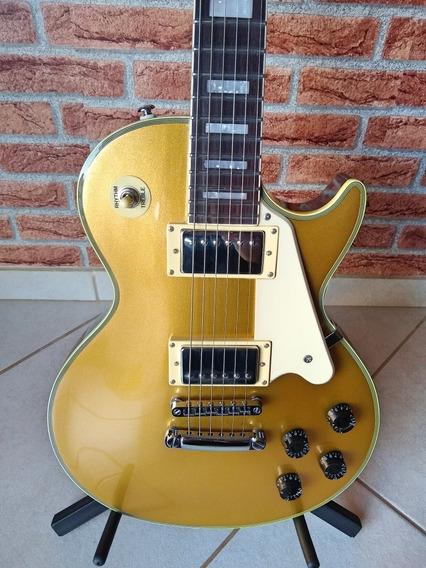 Guitarra Les Paul Condor Clp 2 Dourada Gold Top Promoção