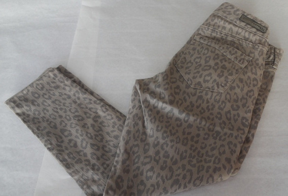 Jeans Express Animal Print Talle 6