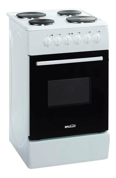 Cocina Electrica 4 Hornallas Horno Brogas 50cm C/envio