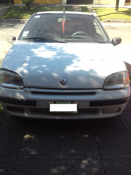 Renault Clio 1.6 Rn Aa 2000