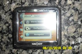 Gps Navcity Nc350 Com Defeito Para Retirar Peças Ou Reparo