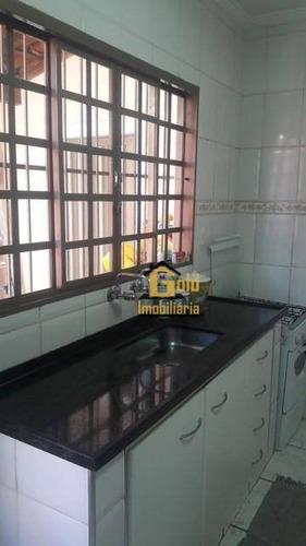 Casa Com 2 Dormitórios À Venda, 128 M² Por R$ 330.000,00 - Parque Das Andorinhas - Ribeirão Preto/sp - Ca0901