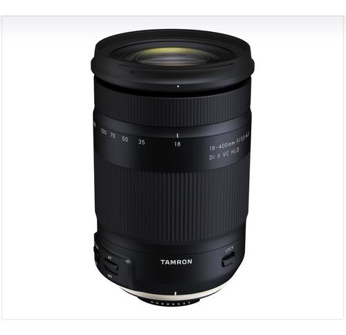 Objetiva Tamron 18-400 Para Canon