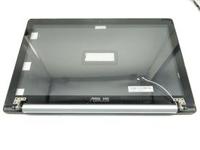 Carcaça Da Tela + Vidro Touch Asus N550j N550jv Q550 Q550l