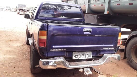 Toyota Hilux 3.0 Srv Cab. Dupla Turbo 4x4 4p