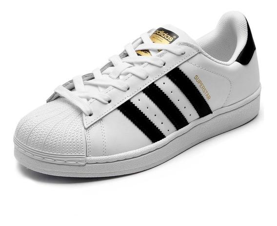 Tênis adidas Superstar Foundation Original Unissex Promoção