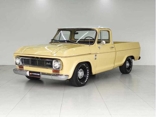 Imagem 1 de 15 de Chevrolet C-10 Pick-up 4.1 2p
