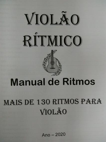 Manual De Ritmos Para Violão Guitarra
